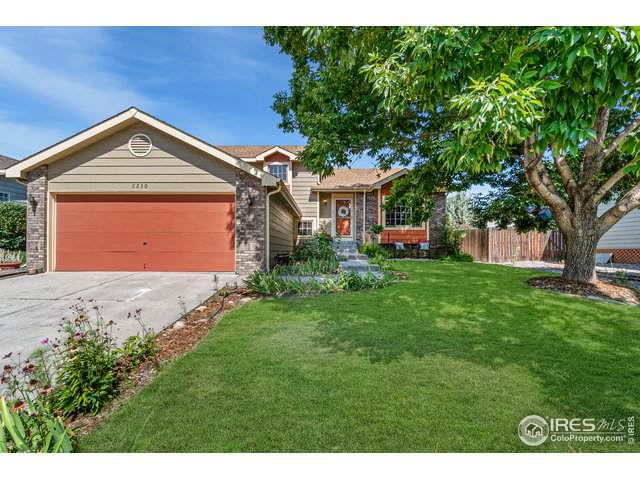 2230 Moss Rose Ln, Fort Collins, CO 80526 (MLS #923356) :: Fathom Realty