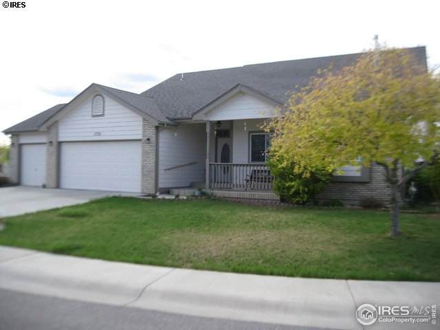 1731 Lindenmeier Cir, Loveland, CO 80538 (MLS #923357) :: Kittle Real Estate