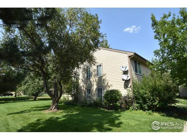 3465 Lochwood Dr E20, Fort Collins, CO 80525 (MLS #923365) :: Fathom Realty