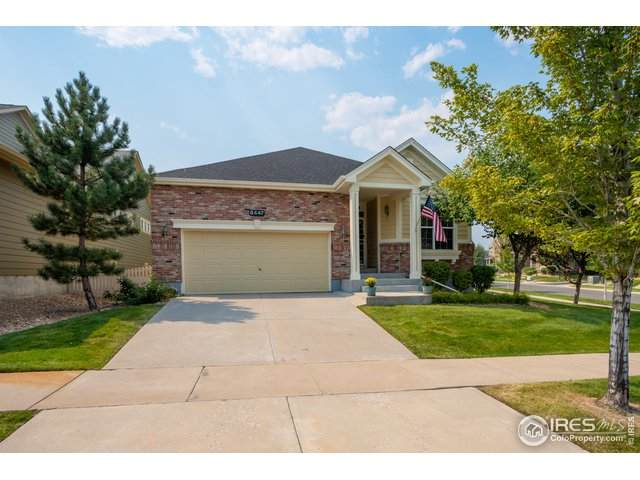8447 Fig St, Arvada, CO 80005 (#923377) :: James Crocker Team
