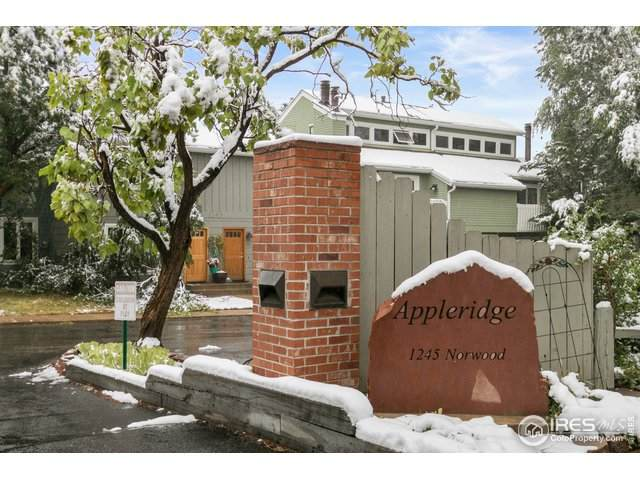 1245 Norwood Ave #41, Boulder, CO 80304 (MLS #923390) :: RE/MAX Alliance
