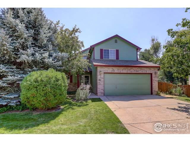 409 Hudson Ct, Fort Collins, CO 80525 (#923394) :: The Brokerage Group