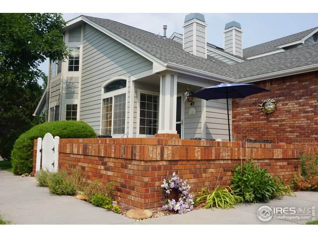 4500 Seneca St #45, Fort Collins, CO 80526 (MLS #923425) :: Fathom Realty