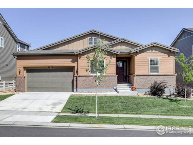 15978 Humboldt Peak Dr, Broomfield, CO 80023 (MLS #923426) :: J2 Real Estate Group at Remax Alliance