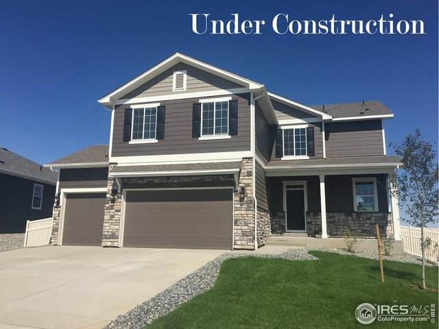 252 Gwyneth Lake Dr, Severance, CO 80550 (MLS #923448) :: Tracy's Team