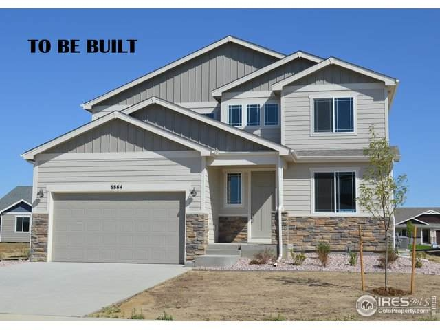 7123 Cattails Dr, Wellington, CO 80549 (MLS #923506) :: J2 Real Estate Group at Remax Alliance
