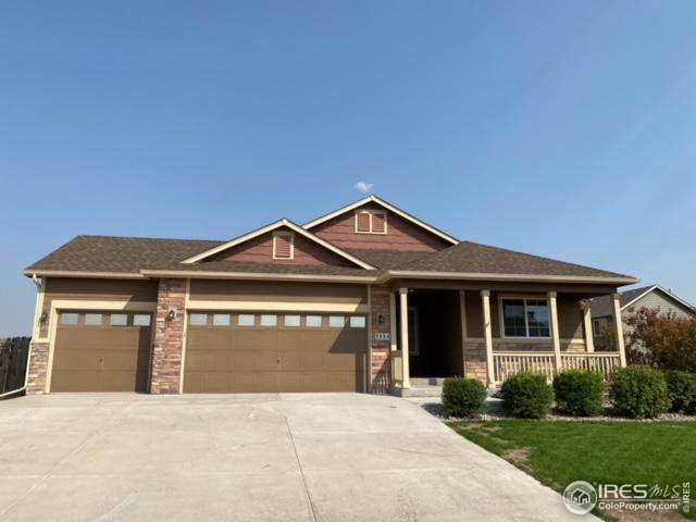 7384 Mcclellan Rd, Wellington, CO 80549 (MLS #923512) :: 8z Real Estate