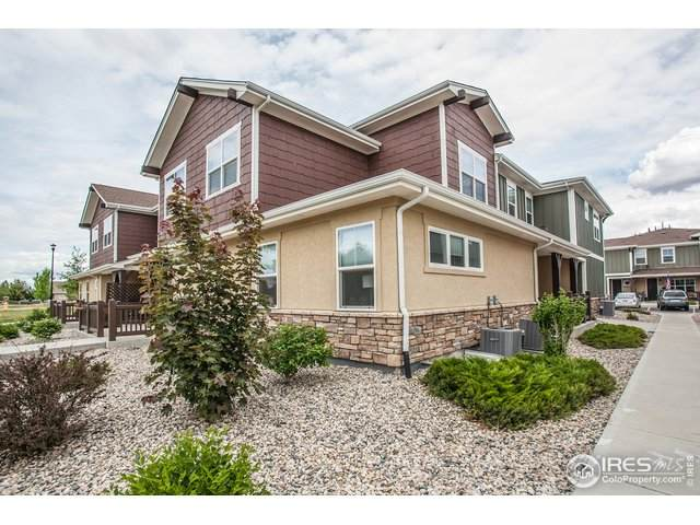 5851 Dripping Rock Ln #105, Fort Collins, CO 80528 (MLS #923513) :: Fathom Realty