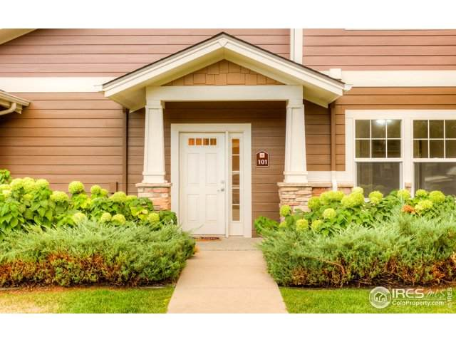 2127 Owens Ave #101, Fort Collins, CO 80528 (MLS #923518) :: Bliss Realty Group
