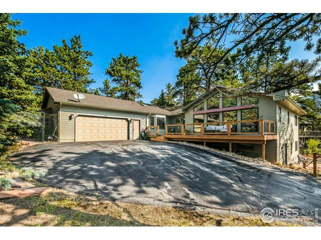 1001 Ramshorn Dr, Estes Park, CO 80517 (#923560) :: My Home Team