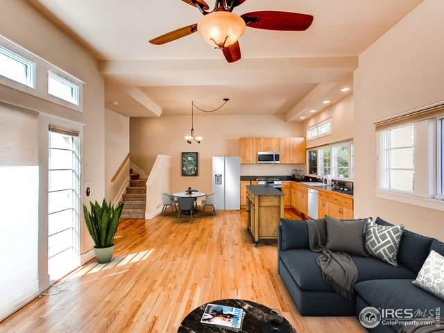 738 Tenacity Dr B, Longmont, CO 80504 (MLS #923574) :: Wheelhouse Realty
