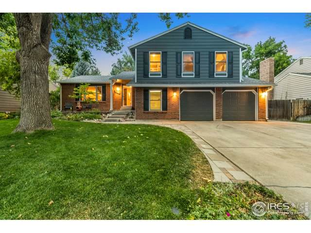 3107 Rustic Ct, Fort Collins, CO 80526 (#923589) :: The Brokerage Group