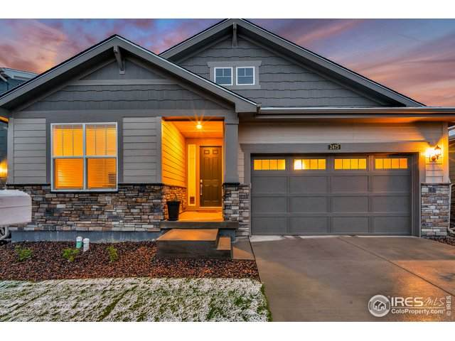 2475 Tyrrhenian Cir, Longmont, CO 80504 (MLS #923614) :: J2 Real Estate Group at Remax Alliance