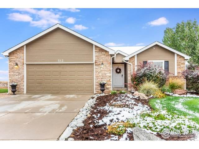 513 57th Ave Ct, Greeley, CO 80634 (#923619) :: My Home Team