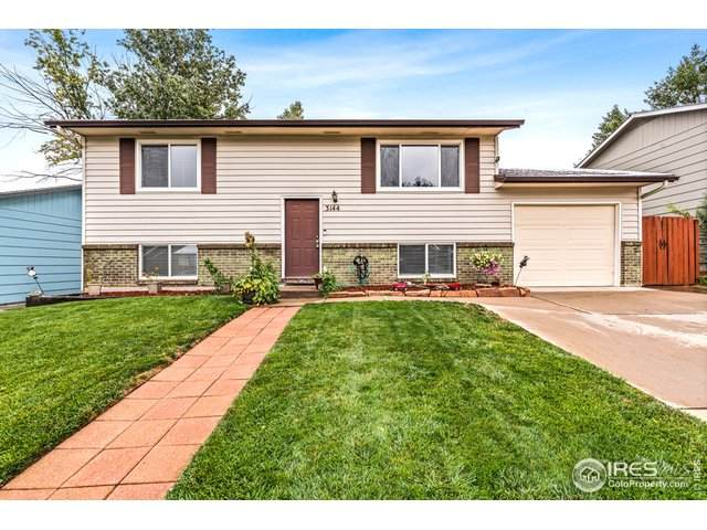 3144 19th St Dr, Greeley, CO 80634 (MLS #923624) :: Downtown Real Estate Partners