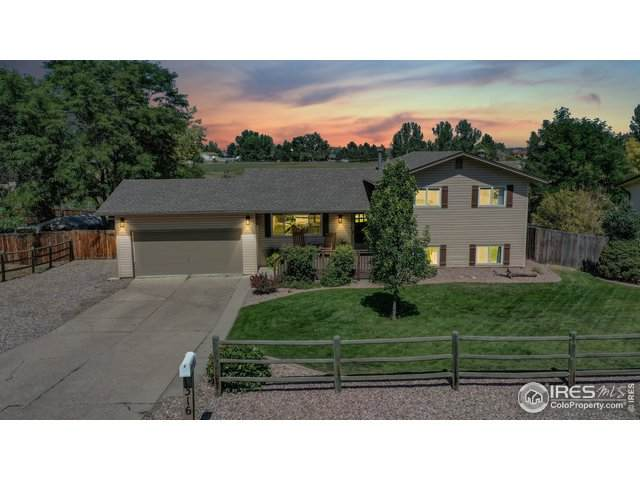 316 Diamond Dr, Fort Collins, CO 80525 (#923625) :: The Brokerage Group