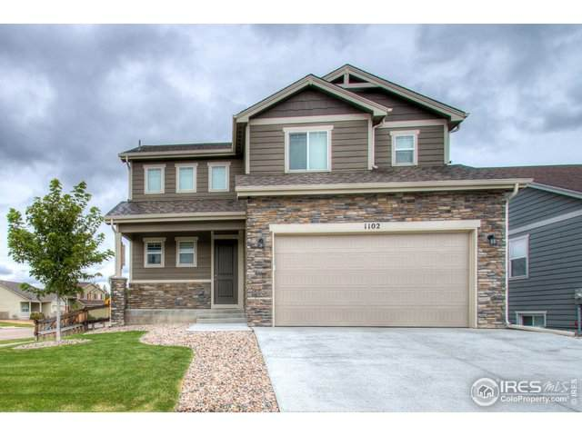 1102 102nd Ave, Greeley, CO 80634 (MLS #923630) :: Wheelhouse Realty