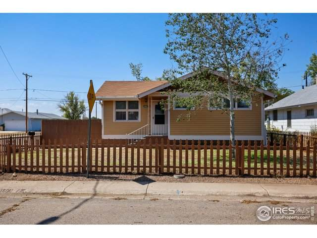 205 Harrison Ave, Fort Lupton, CO 80621 (MLS #923636) :: J2 Real Estate Group at Remax Alliance
