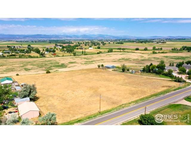 19585 County Road 5, Berthoud, CO 80513 (MLS #923638) :: Wheelhouse Realty
