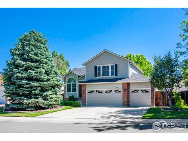 1327 W 133rd Cir, Westminster, CO 80234 (#923649) :: The Brokerage Group