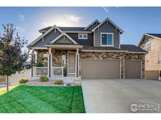 232 Painted Horse Way, Erie, CO 80516 (#923669) :: Kimberly Austin Properties