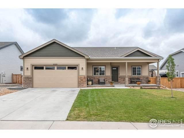 2209 73rd Ave Pl, Greeley, CO 80634 (MLS #923676) :: 8z Real Estate
