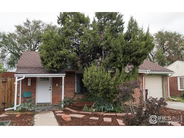 3015 Ivanhoe St, Denver, CO 80207 (MLS #923687) :: 8z Real Estate
