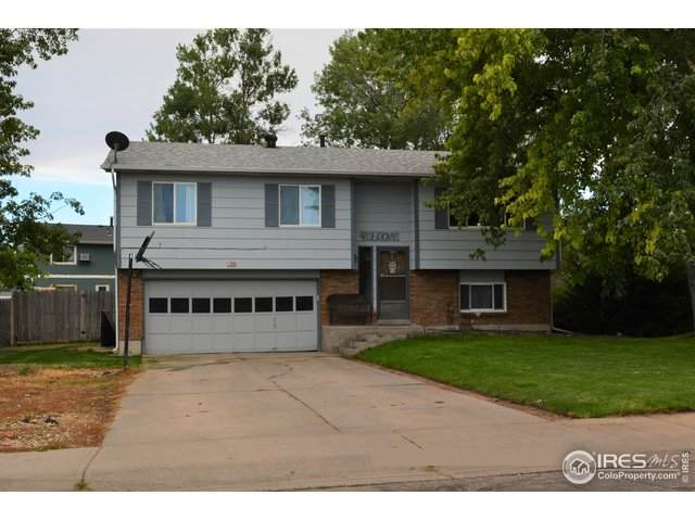 4540 W 1st St Rd, Greeley, CO 80634 (MLS #923696) :: Keller Williams Realty