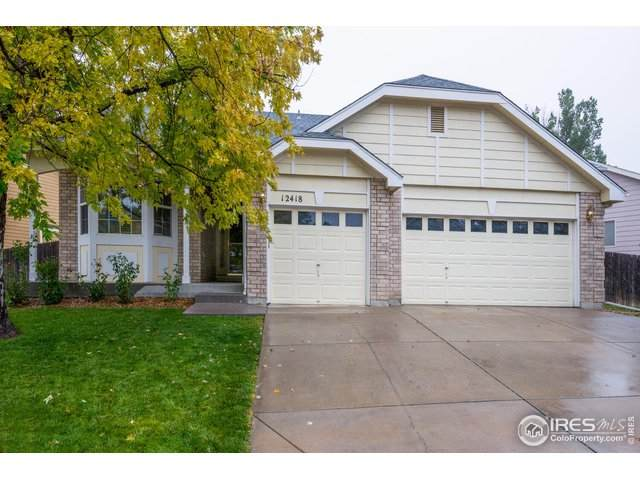 12418 Arlington Ave, Broomfield, CO 80020 (MLS #923702) :: Neuhaus Real Estate, Inc.
