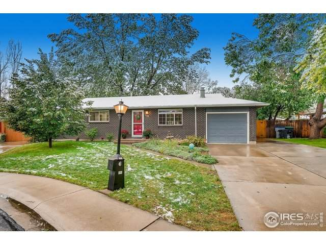 11 S Busch Ln, Longmont, CO 80501 (MLS #923704) :: Kittle Real Estate