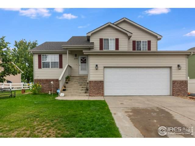 2822 W E St, Greeley, CO 80631 (#923707) :: James Crocker Team
