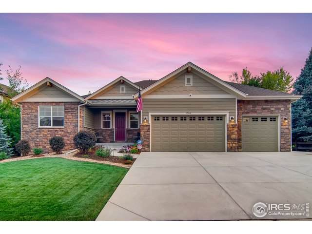 1514 Stardance Cir, Longmont, CO 80504 (MLS #923710) :: 8z Real Estate