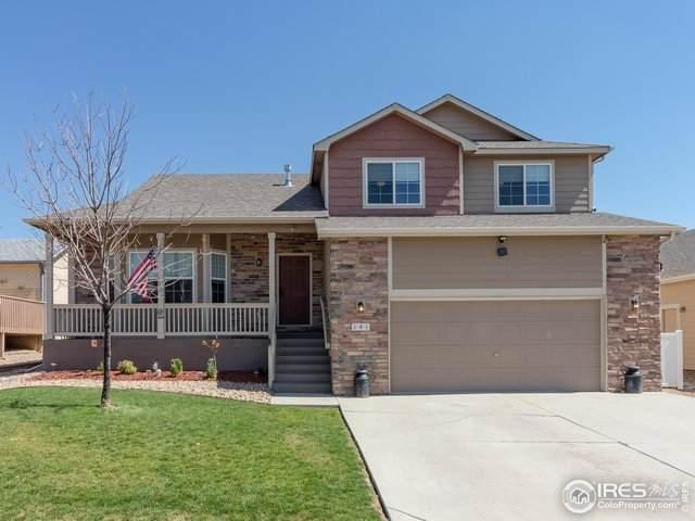 141 Buckeye Ave, Johnstown, CO 80534 (#923718) :: Kimberly Austin Properties