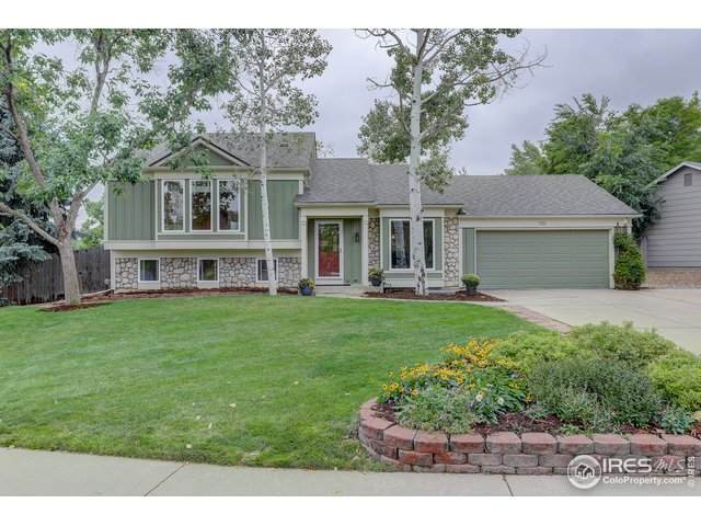 722 W Fir Ct, Louisville, CO 80027 (MLS #923720) :: 8z Real Estate
