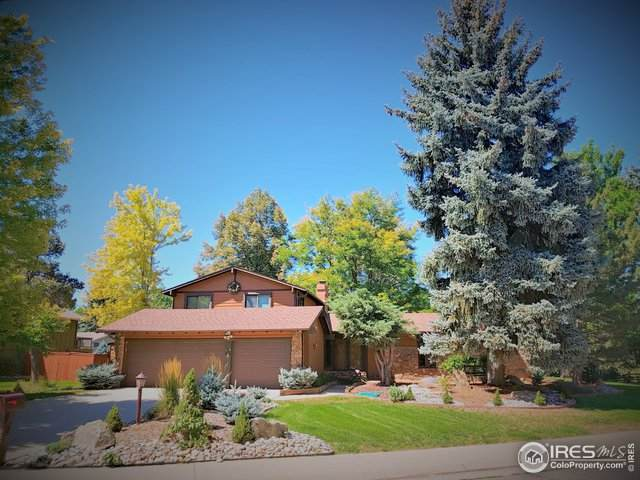 4471 Rustic Trl, Boulder, CO 80301 (#923724) :: The Margolis Team