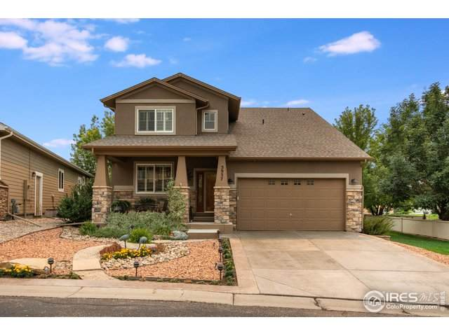 3937 Via Del Oro Dr, Loveland, CO 80538 (MLS #923744) :: HomeSmart Realty Group