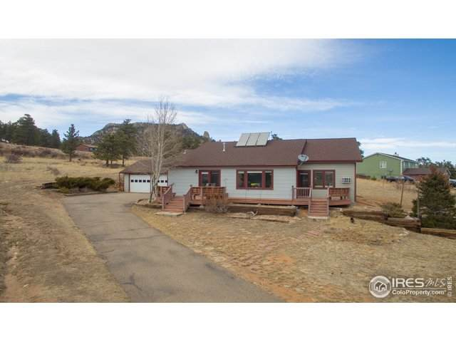 2411 Larkspur Ave, Estes Park, CO 80517 (#923750) :: My Home Team