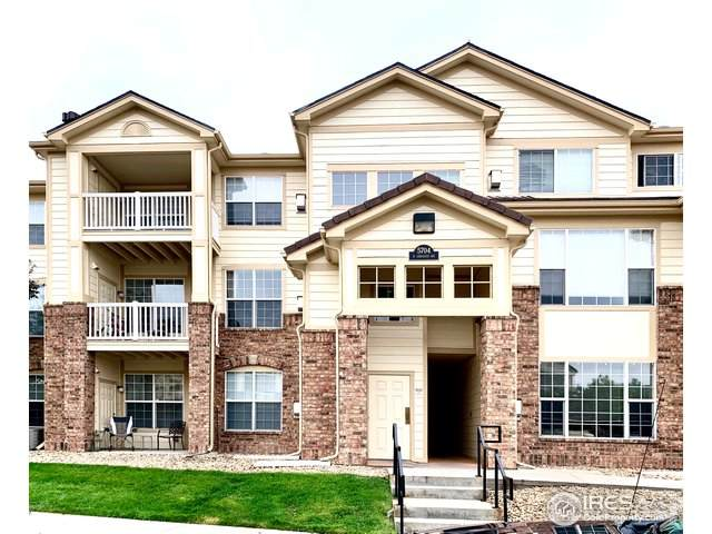 5704 N Gibralter Way #305, Aurora, CO 80019 (MLS #923754) :: J2 Real Estate Group at Remax Alliance