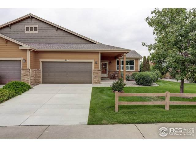 327 Ramsay Pl, Loveland, CO 80537 (#923756) :: James Crocker Team