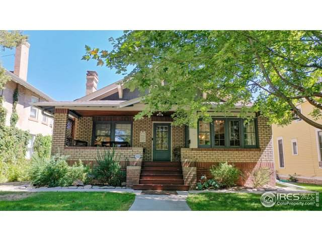 714 Mathews St, Fort Collins, CO 80524 (MLS #923759) :: Neuhaus Real Estate, Inc.