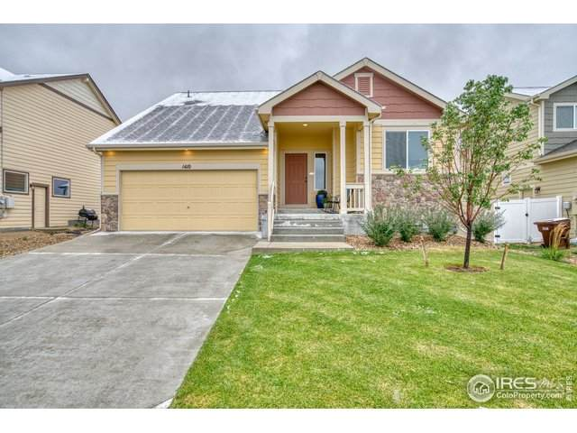 1410 88th Ave, Greeley, CO 80634 (#923765) :: Kimberly Austin Properties