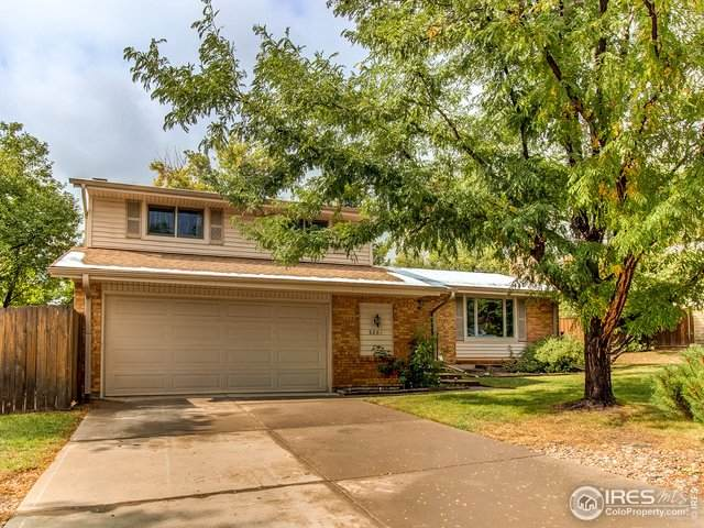 8261 Kincross Dr, Boulder, CO 80301 (MLS #923773) :: Colorado Home Finder Realty