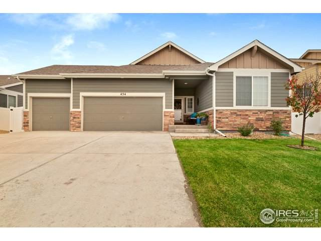 454 Mt Sherman Ave, Severance, CO 80550 (#923774) :: The Brokerage Group