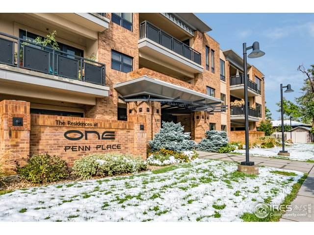 2801 Pennsylvania Ave #203, Boulder, CO 80303 (MLS #923779) :: HomeSmart Realty Group