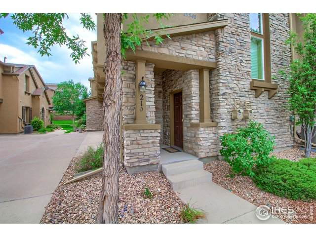 10548 Graymont Ln D, Highlands Ranch, CO 80126 (MLS #923786) :: Tracy's Team
