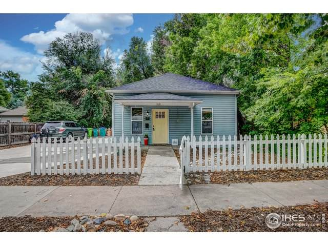 519 E Mulberry St, Fort Collins, CO 80524 (MLS #923791) :: Tracy's Team