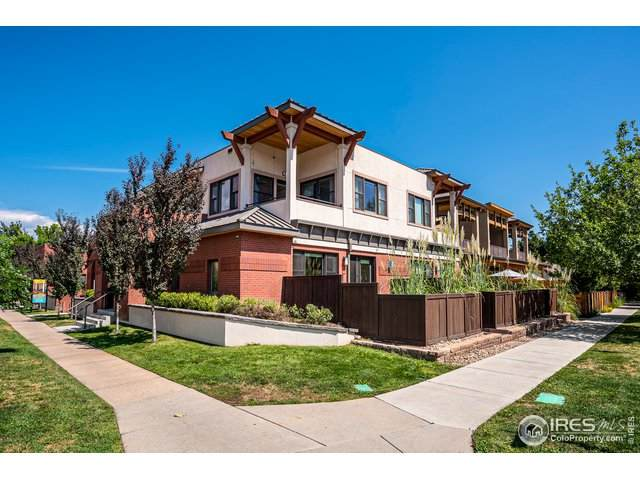 2400 Broadway St #1, Boulder, CO 80304 (MLS #923809) :: Colorado Home Finder Realty