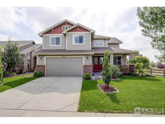 2912 Ariel Dr, Loveland, CO 80537 (MLS #923815) :: Bliss Realty Group