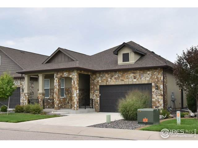2036 Vineyard Dr, Windsor, CO 80550 (MLS #923824) :: Keller Williams Realty