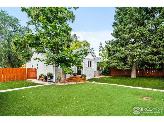 261 Quitman St, Denver, CO 80219 (MLS #923831) :: Fathom Realty